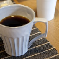 フランス マグカップ 使用例
