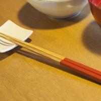 オランダ 角豆皿 使用例