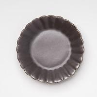 イタリア 菊割小皿 上部から