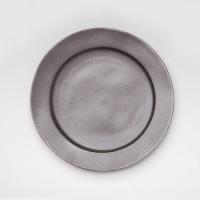 イタリア リム丸皿 上部から