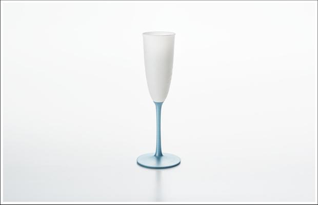エッグシェル シャンパン Blue