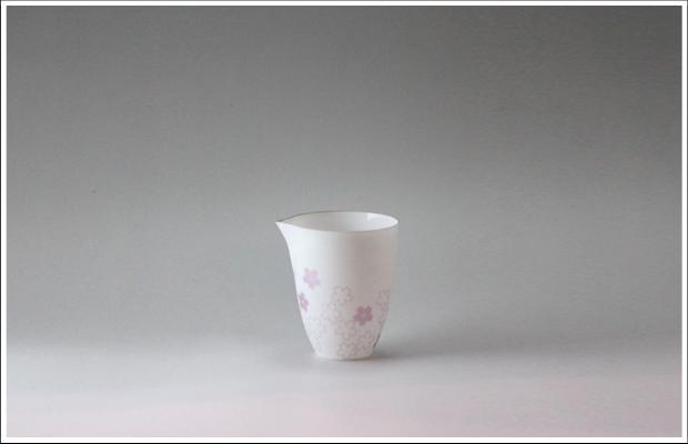 エッグシェル 片口 桜 Pink