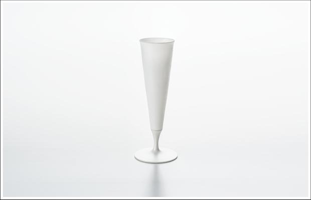 エッグシェル シャンパン ミニ White