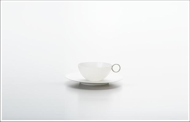 エッグシェル ティーC/S Silver