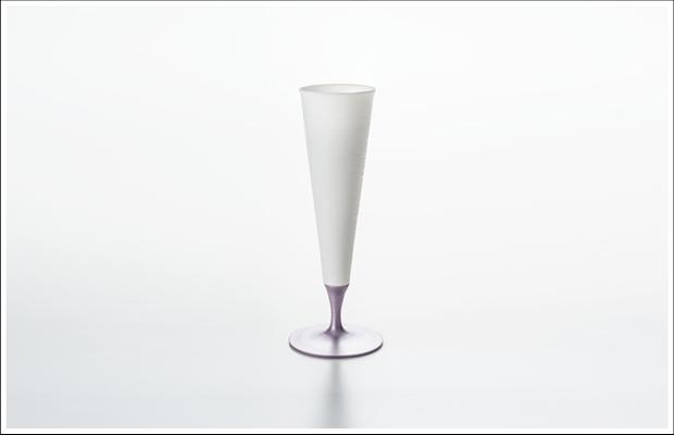 エッグシェル シャンパン ミニ Purple