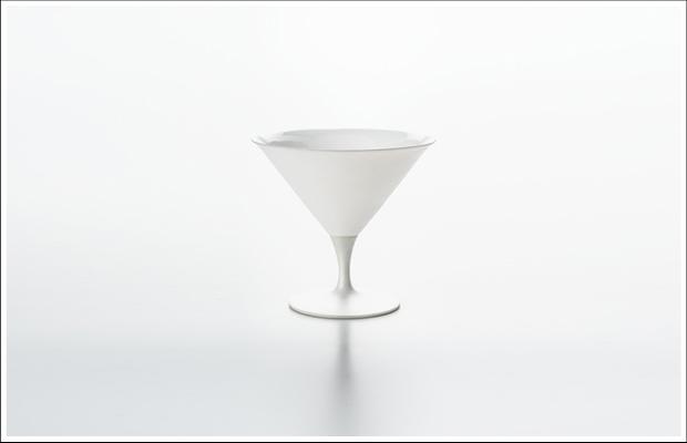 エッグシェル シャンパン クープ S 高