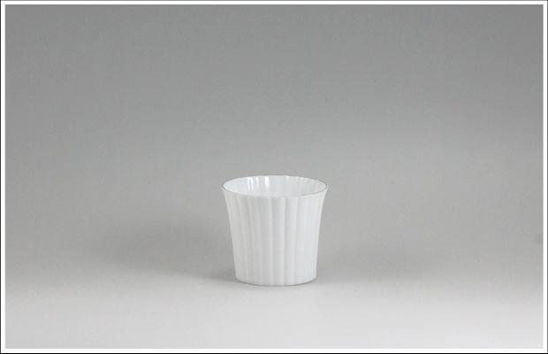 エッグシェル 菊割デザートカップ