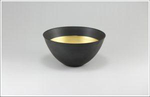 エッグシェル ボウルM Black/Gold