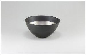 エッグシェル ボウルM Black/Platinum