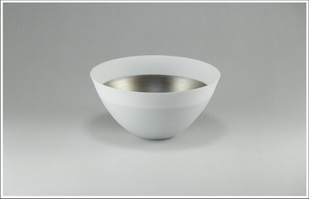 エッグシェル ボウルM White/Platinum