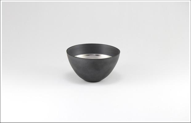 エッグシェル ボウルS Black/Platinum