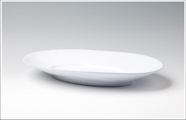 フランス オーバル皿