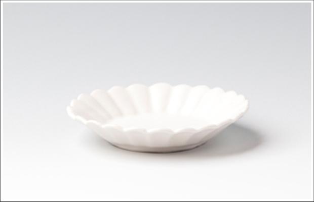 オランダ 菊割小皿