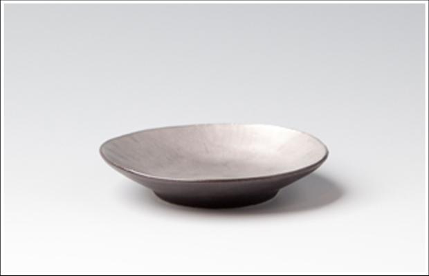 イタリア 小皿 ピューター