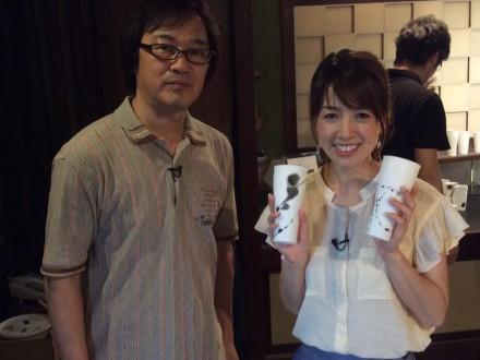 佐賀テレビ「Don Don Doようび」にて2015年8月8日