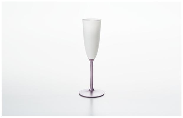エッグシェル シャンパン Purple