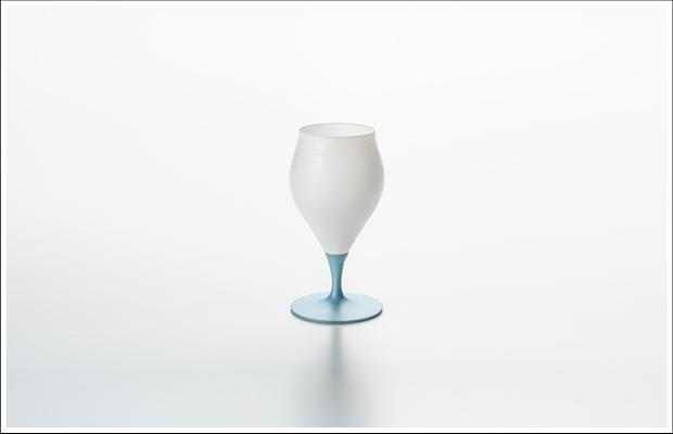 エッグシェル ワイン ミニ Blue