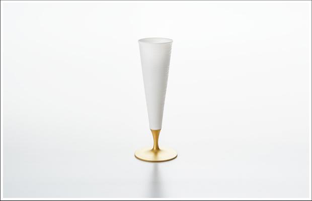 エッグシェル シャンパン ミニ Gold