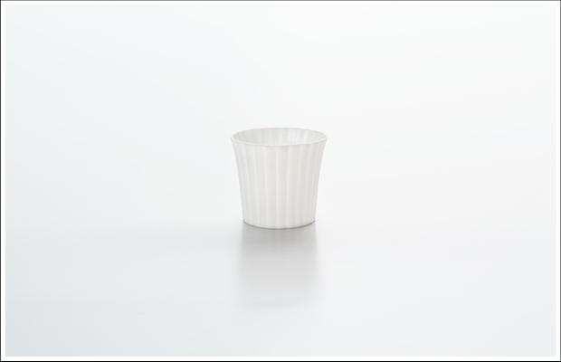 エッグシェル デザートカップ 菊割