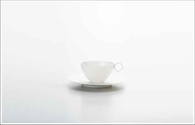 エッグシェル コーヒーC/S White