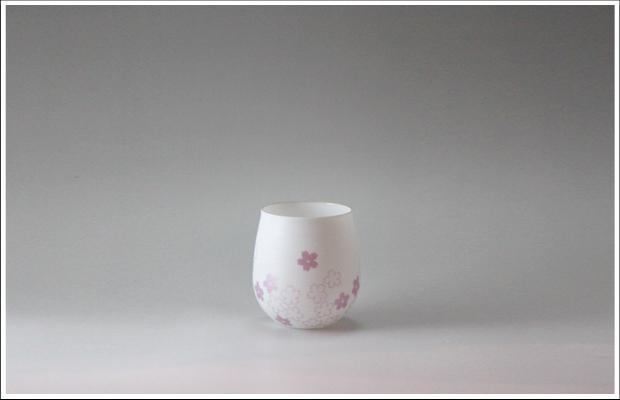 エッグシェル Kaori L 桜 Pink