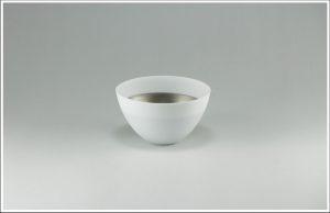 エッグシェル ボウルS White/Platinum